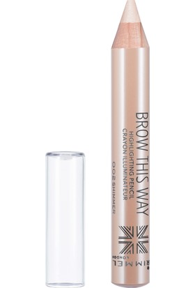 Rimmel London Brow This Way Highlighting Pencil Shimmer