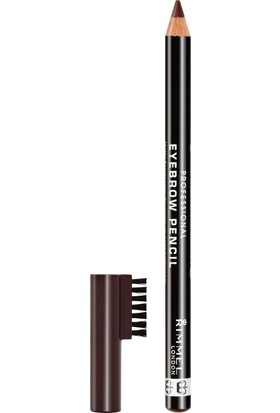 Rimmel London Professional Kaş Kalemi -Dark Brown