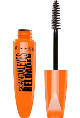 Rimmel London SCANDAL'EYES Reloaded Extreme Volume & Wear Maskara - 001 Black