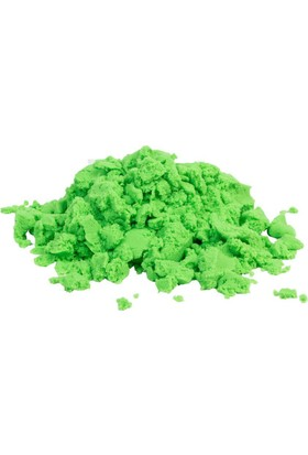 Akademiloji Yeşil Kinetik Kum
