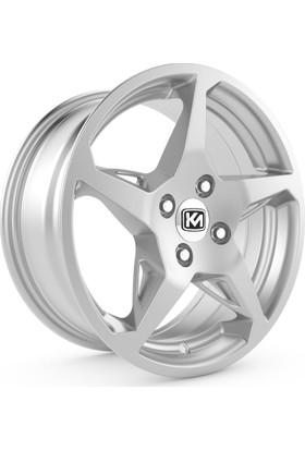 Kormetal Km315 S Speed 6,5X15 Pcd 4X100 Et 30 Jant (4 Adet)