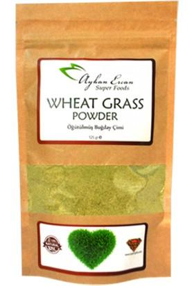 Ayhan Ercan Superfoods Buğday Çimi