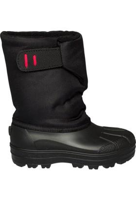Igor W10175-002 Siyah Unisex Çocuk Yağmur Çizmesi