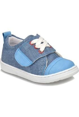 Kinetix Beys Mavi Açık Mavi Erkek Çocuk Sneaker