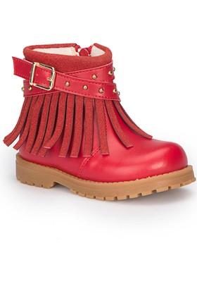Polaris 72.509538.B Kırmızı Kız Çocuk Bot