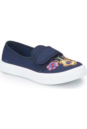 Polaris 81.510316.F Lacivert Kız Çocuk Ayakkabı