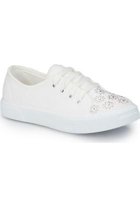 Polaris 81.510317.F Beyaz Kız Çocuk Ayakkabı