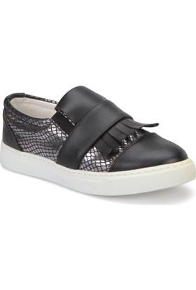 Seventeen 302 Siyah Kız Çocuk Ayakkabı