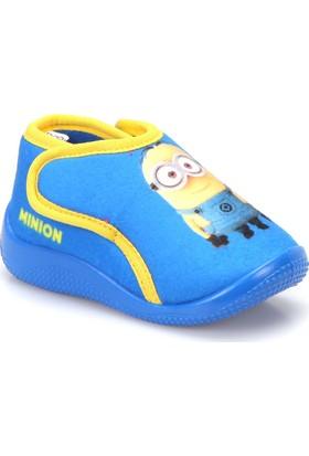 Minions Cool-1 Koyu Mavi Erkek Çocuk Panduf