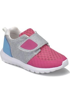I Cool Bıdık Fuşya Gri Kız Çocuk Sneaker