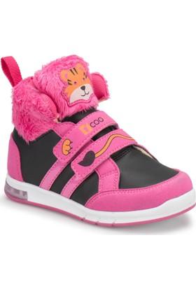 I Cool Keddy Fuşya Siyah Kız Çocuk Sneaker