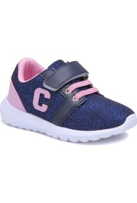 I Cool Talisca Lacivert Pembe Kız Çocuk Sneaker