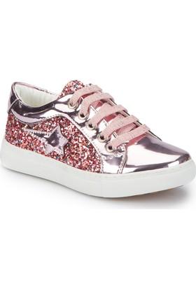 Pink Step Mellov-1 Pembe Kız Çocuk Sneaker