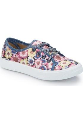 Pink Step Purly Mor Kız Çocuk Sneaker