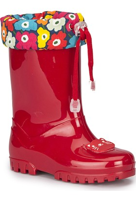 Pink Step Roy-2 Kırmızı Kız Çocuk Outdoor