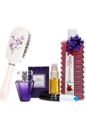 Avon Rare Ametyst 5 li Kadın Parfüm Seti