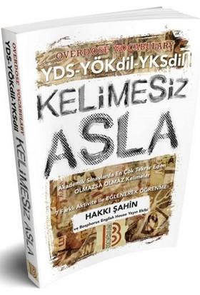 Benim Hocam Yayınları Overdose Vocabulary Yds-Yökdil-Yksdil Kelimesiz Asla - Hakkı Şahin