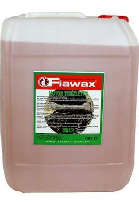 Fiawax Motor Temizleme Sıvısı 20 Lt