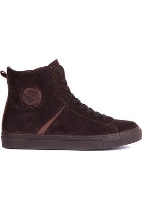 Sail Laker's Kahverengi Kadın Sneaker