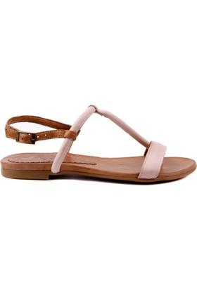 Sail Laker's İloz Kadın Deri Sandalet