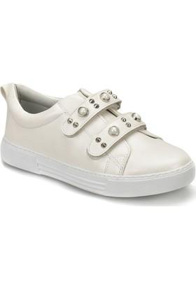 Seventeen Rıta Kırıkbeyaz Kız Çocuk Sneaker