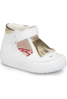 Polaris 81.510012.I Beyaz Kız Çocuk Sneaker
