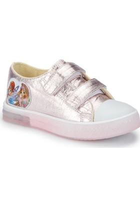 Winx India-2 Pembe Kız Çocuk Sneaker