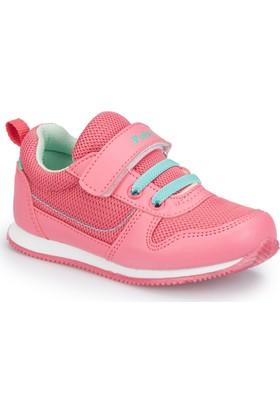Polaris 81.509124.B Pembe Kız Çocuk Sneaker