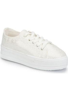 Polaris 81.510205.F Beyaz Kız Çocuk Sneaker