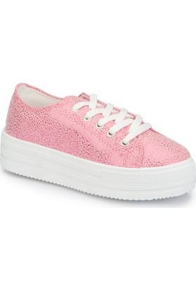 Polaris 81.510205.F Fuşya Kız Çocuk Sneaker