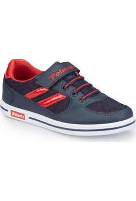 Polaris 81.509315.F Lacivert Erkek Çocuk Ayakkabı