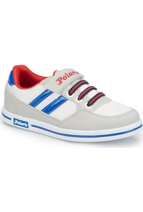 Polaris 81.508249.F Beyaz Erkek Çocuk Ayakkabı