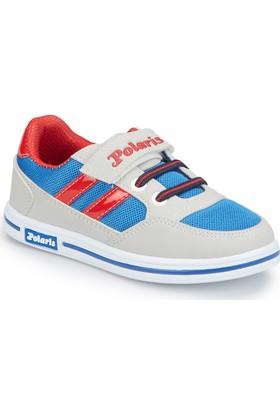 Polaris 81.508249.P Gri Erkek Çocuk Ayakkabı