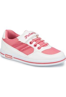 Polaris 81.507157.F Beyaz Kız Çocuk Sneaker