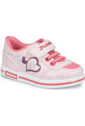 Polaris 81.508247.B Beyaz Kız Çocuk Sneaker