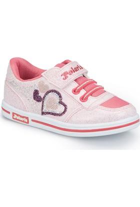 Polaris 81.508247.P Beyaz Kız Çocuk Sneaker
