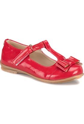 Seventeen N100 Kırmızı Kız Çocuk Babet