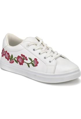 Seventeen Spring Beyaz Kız Çocuk Sneaker