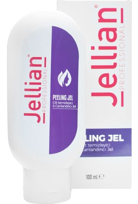Jellian Peeling Jel Cilt Temizleyici & Canlandırıcı Jel