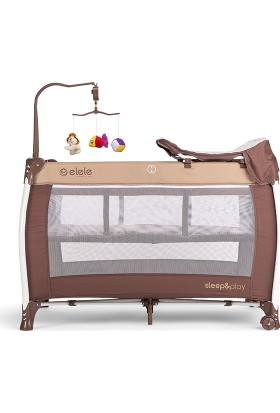 Elele Sleep Play Dream 70 x 110 cm Oyun Parkı
