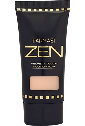 Farmasi Zen Velvety Touch Fondöten