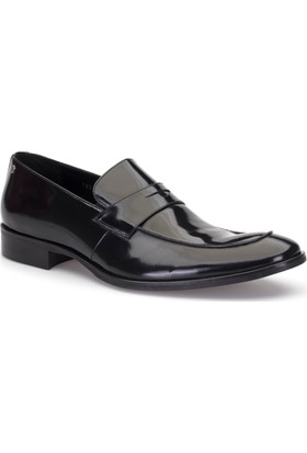 Pedro Camino Erkek Klasik Ayakkabı 79872 Siyah Açma