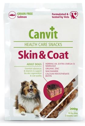 Canvit Skin & Coat Köpek Ödül Maması 200g