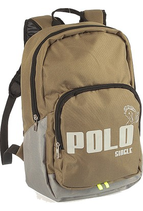 Polo Single Sırt Çantası