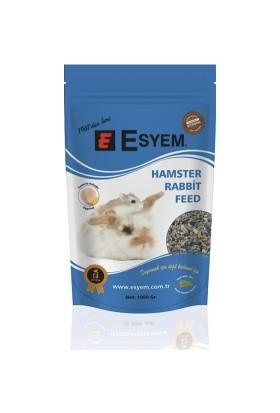 Esyem Tavşan Ve Hamster Yemi 1Kg