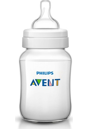 Philips Avent Klasik + PP Biberon 260 ml tekli