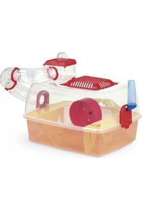 Agena Home Plastik Lüx Hamster Kafesi 49 cm