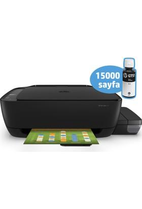 HP Inkjet 315 Fotokopi + Tarayıcı + Mürekkep Püskürtmeli Tanklı Yazıcı Z4B04AO