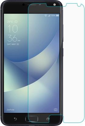Case 4U Asus Zenfone 4 Max ZC554KL Temperli Cam Ekran Koruyucu Film