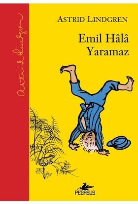 Emil Hala Yaramaz - Ciltli - Astrid Lindgren